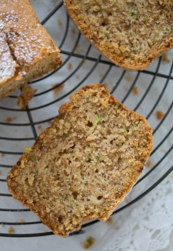 zucchini bread 7 Best Zucchini Bread with Hazelnuts and Cinnamon