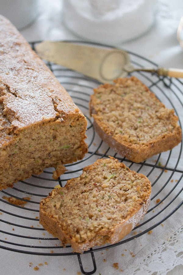 zucchini bread 8 Best Zucchini Bread with Hazelnuts and Cinnamon