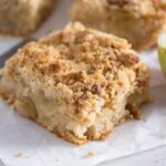 apple cake with streusel 8 150x150 Apple Crumble Cake with Sour Cream – German Apple Streusel Cake