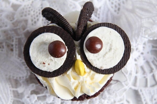 how to make owl cupcakes