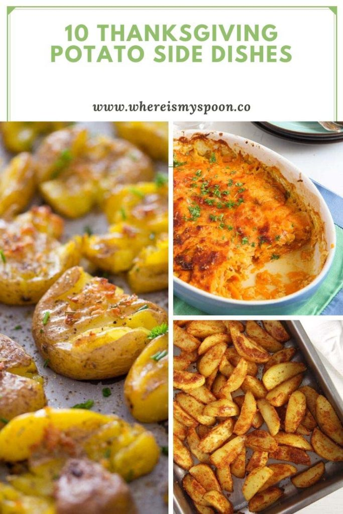 potato side dishes for Thanksgiving