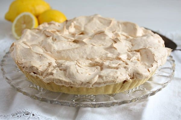 how to make the best lemon meringue pie recipe