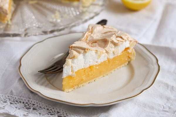 pie crust for best lemon meringue pie recipe