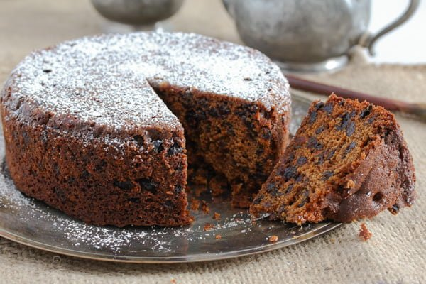 Easy Fruit Cake Reci