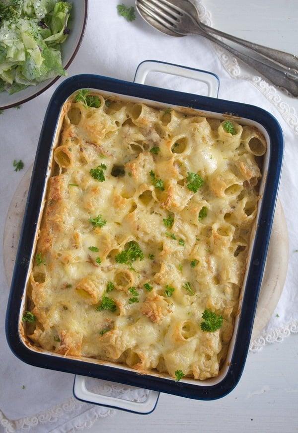 leftover turkey noodle casserole 6 Leftover Turkey Pasta Recipe