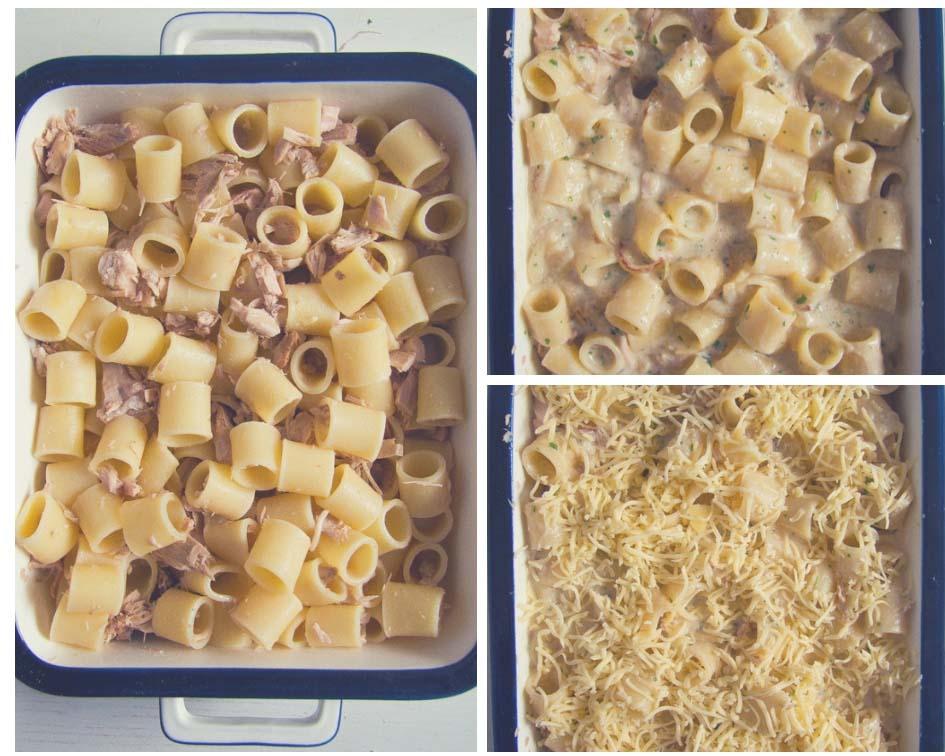 turkey noodle casserole Leftover Turkey Pasta Recipe