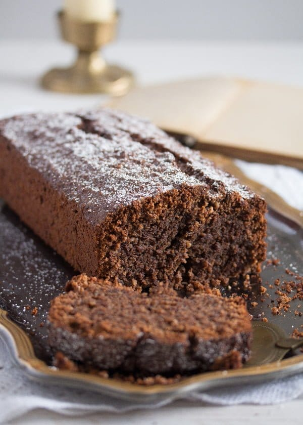 , Moist Chocolate Cake Recipe – With Hazelnuts and Breadcrumbs