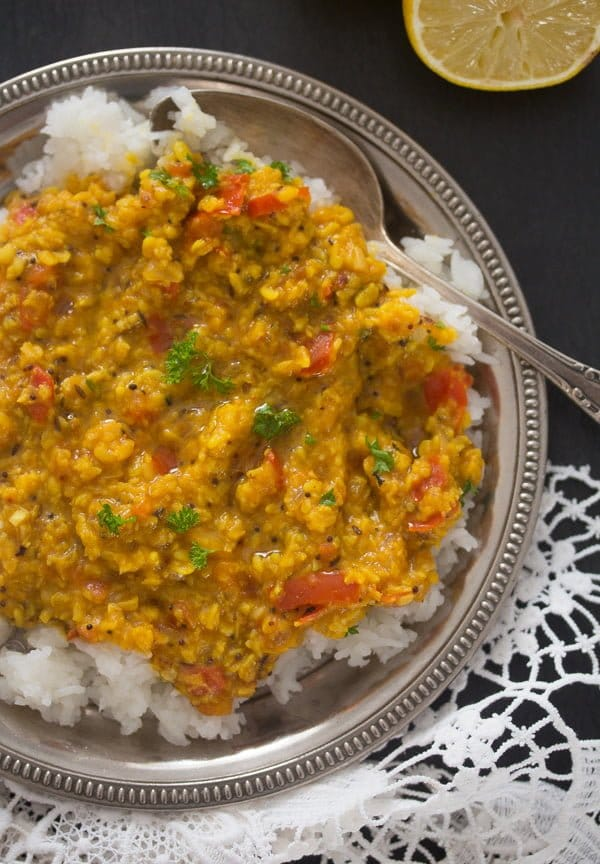 moong dal tadka recipe 6 Moong Dal Tadka Recipe – Indian Lentil Dal