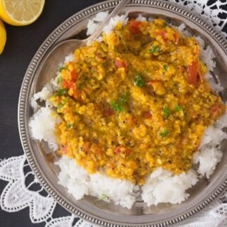 moong dal tadka recipe 7 320x320 Moong Dal Tadka Recipe – Indian Lentil Dal