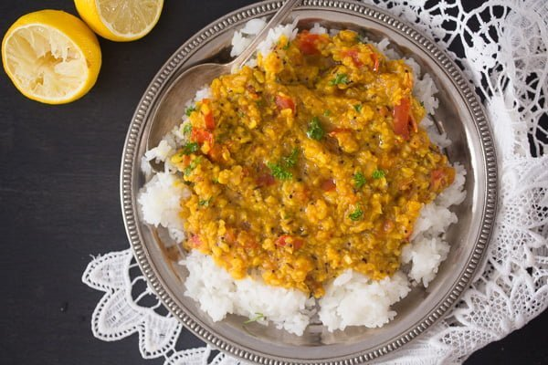 indian moong dal recipe