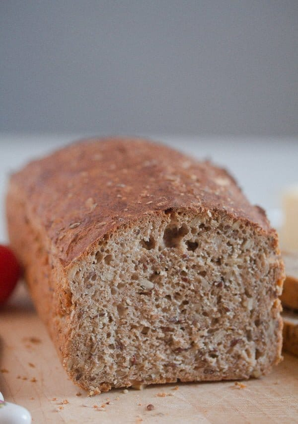 quick whole wheat bread 7 Homemade Whole Wheat Bread – No Rise, No Knead Bread