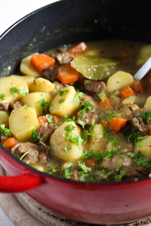irish stew recipe 1 Irish Stew Recipe with Lamb and Potatoes