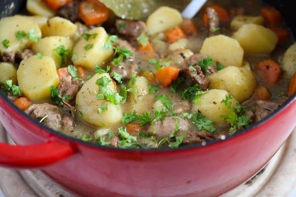 irish stew recipe 2 Irish Stew Recipe with Lamb and Potatoes