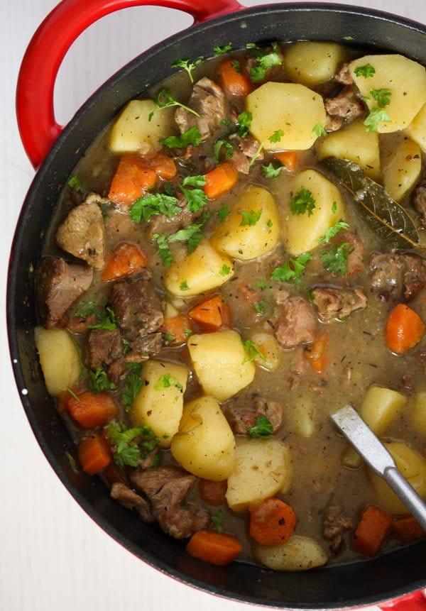 irish stew recipe 4 Irish Stew Recipe with Lamb and Potatoes