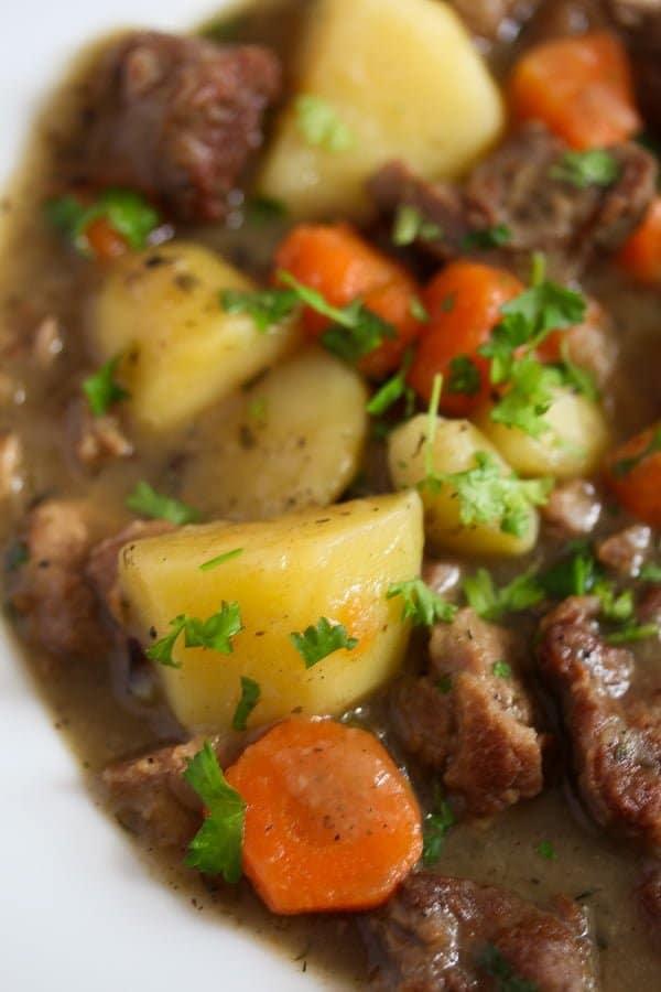 irish stew recipe 5 Irish Stew Recipe with Lamb and Potatoes
