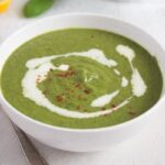 creamy broccoli soup 10 150x150 Vegan Cream of Broccoli Soup with Coconut Milk