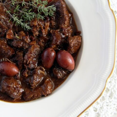french stew olives beef 480x480 Red Wine Beef Stew