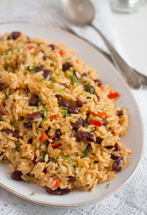 jamaican rice and beans