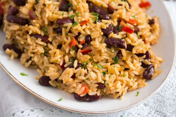 Jamaican Rice and Peas Recipe – Easy Red Beans and Rice