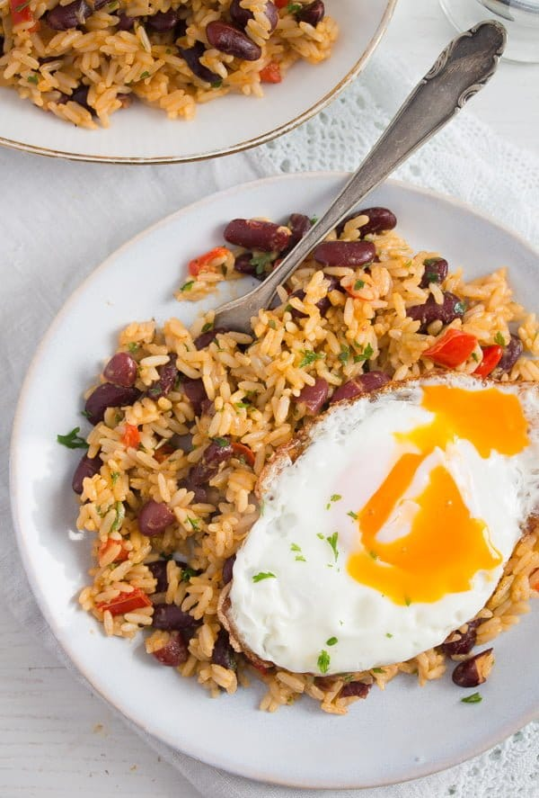 jamaican rice and peas 8 Jamaican Rice and Peas Recipe – Easy Red Beans and Rice