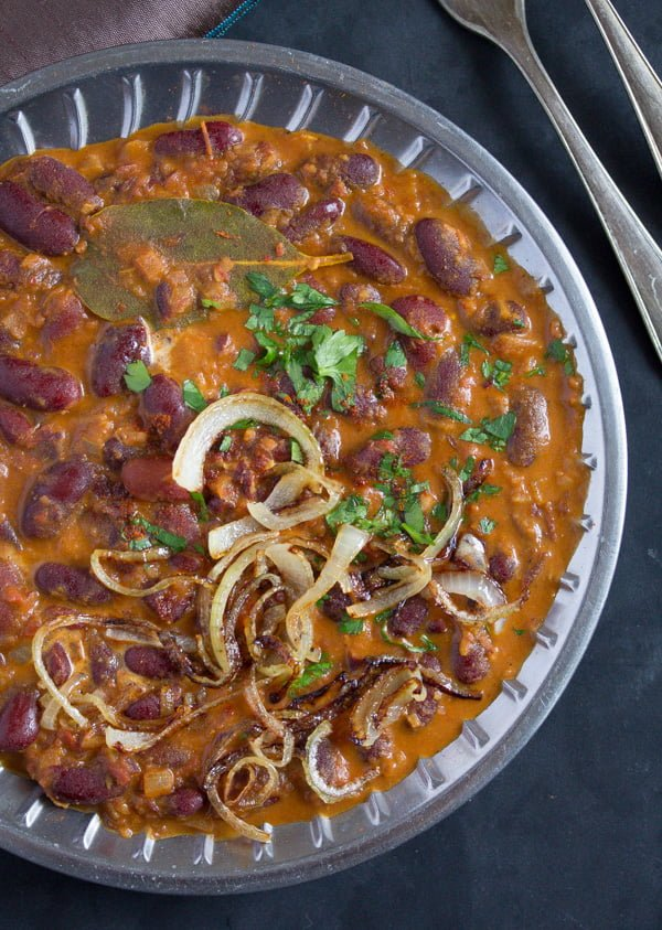 , How to Make Rajma – Indian Kidney Bean Curry