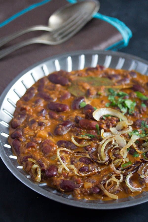 rajma recipe 11 How to Make Rajma – Indian Kidney Bean Curry