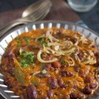 rajma recipe 6 200x200 How to Make Rajma – Indian Kidney Bean Curry
