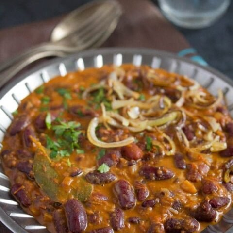 How to Make Rajma – Indian Kidney Bean Curry
