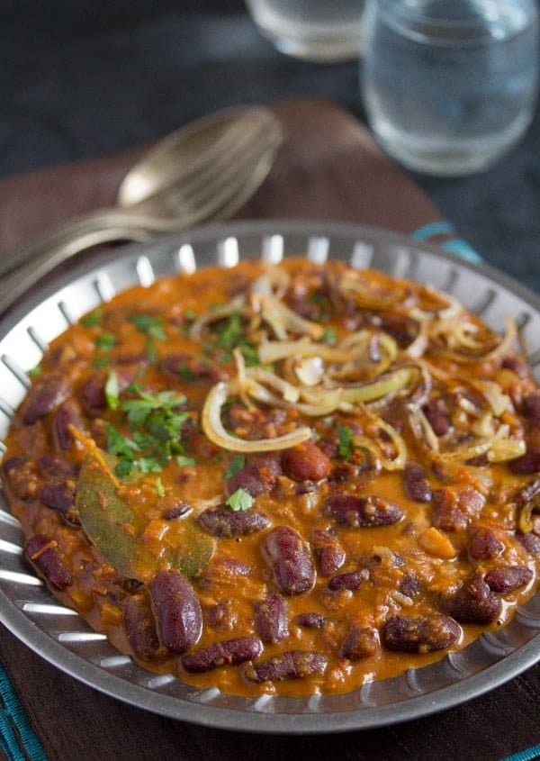 rajma recipe 6 How to Make Rajma – Indian Kidney Bean Curry
