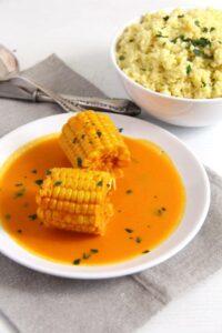 somali corn turmeric 683x1024 200x300 Corn in Coconut Milk – African Corn