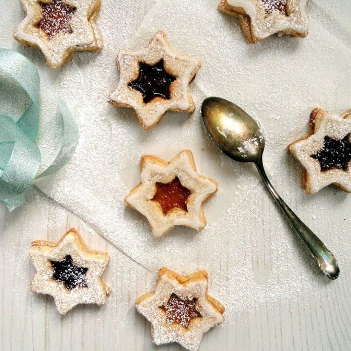 star cookies 720x720 Spitzbuben – German Cookies