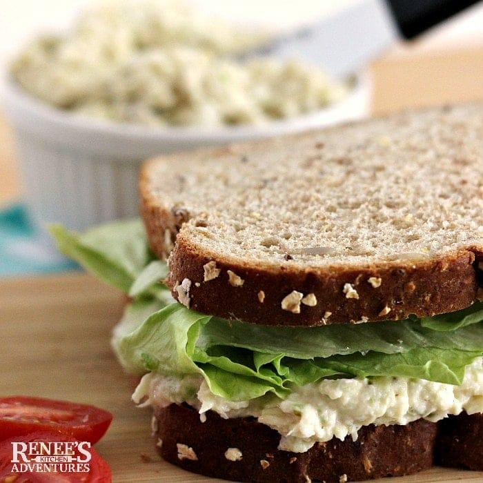 Chicken salad recipe 5wm What To Do With Hard Boiled Eggs