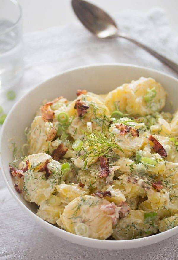 potato salad without mayonnaise