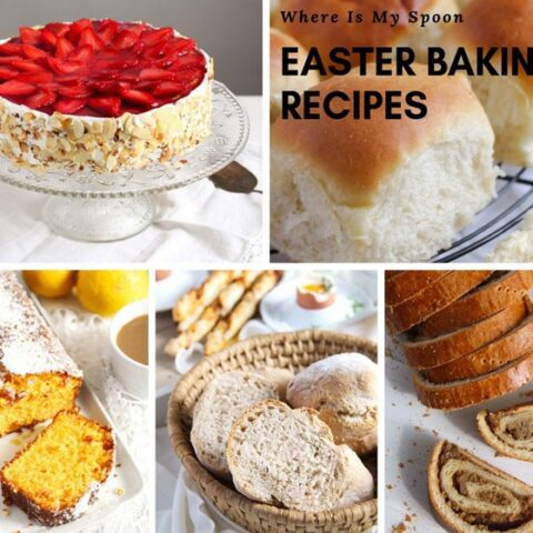 Easter Baking Recipes / Sweet and Savory Easter Baking
