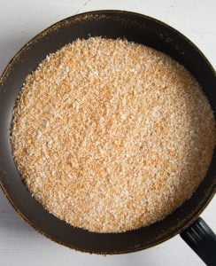 how to roast panko in a pan 244x300 how to roast panko in a pan