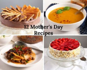 12 Mothers Day Recipes 300x240 12 Mothers Day Recipes