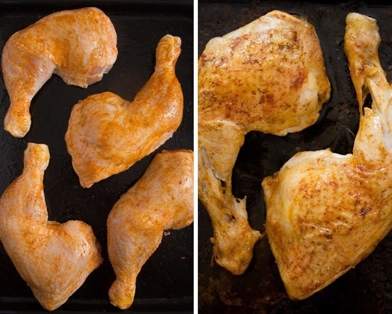 how to bake chicken leg quarters Roasted Chicken Leg Quarters – How to Bake Chicken Legs