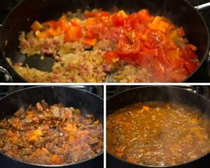 how to make hungarian beef goulash 2 300x240 Hungarian Beef Goulash – Authentic Hungarian Goulash Recipe
