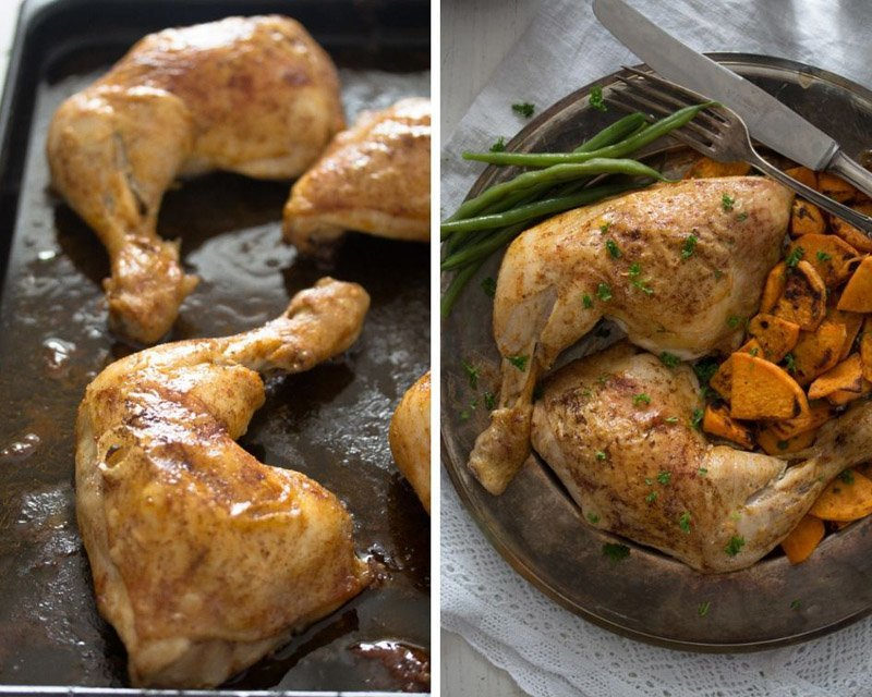how to make roasted chicken leg quarters Roasted Chicken Leg Quarters – How to Bake Chicken Legs