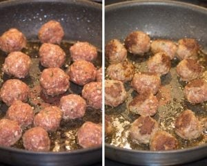 how to make turkish kofta recipe 1 300x240 Easy Turkey Meatballs Without Breadcrumbs – Low Carb Turkey Meatballs