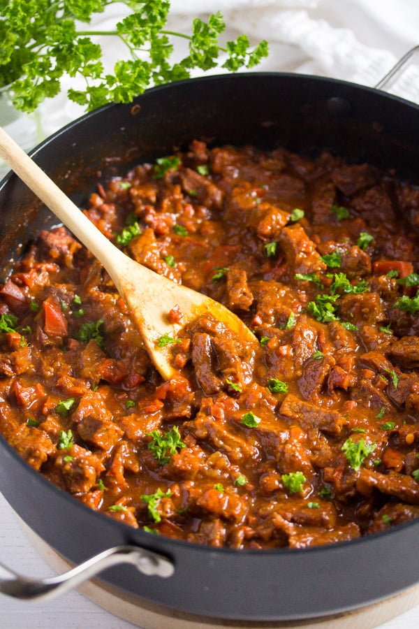 Hungarian Beef Goulash Authentic Hungarian Goulash Recipe