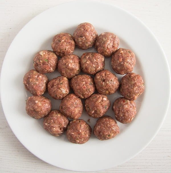 turkish meatballs 3 Beef Kofta Recipe – Spicy Turkish Meatballs