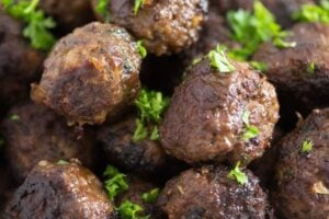 turkish meatballs 8 300x200 Beef Kofta Recipe – Spicy Turkish Meatballs