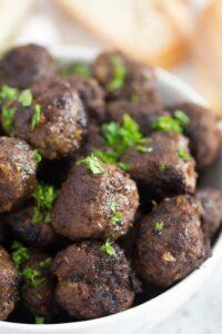 turkish meatballs 9 200x300 Beef Kofta Recipe – Spicy Turkish Meatballs