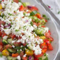Shopska Salad 5 200x200 Shopska Salad