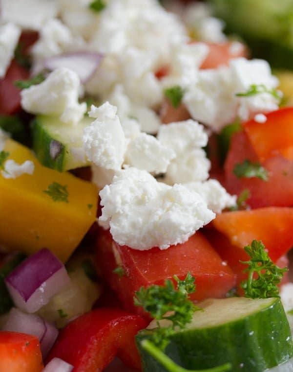 shopska salad croatian