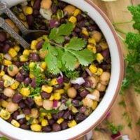 Mexican Bean Salad 1 200x200 Mexican Bean Salad with Corn