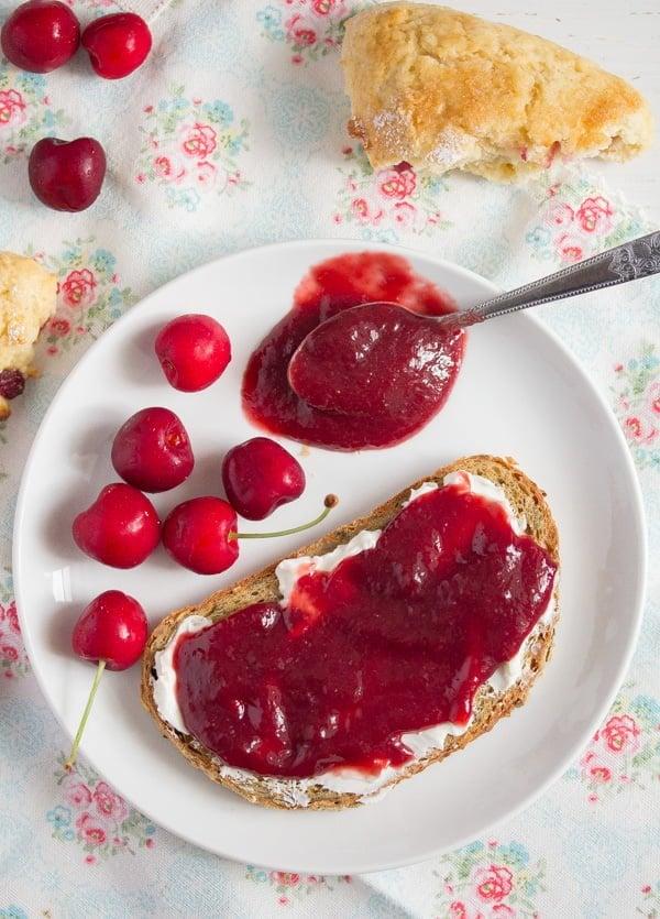 how to make cherry butter 12 How to Make Cherry Butter – Preserving Cherries