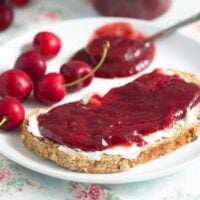 how to make cherry butter 14 200x200 How to Make Cherry Butter – Preserving Cherries
