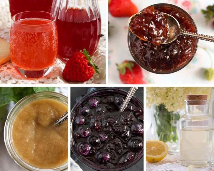 20 Canning Recipes to Preserve Fruit and Vegetables